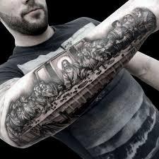 jesus tattoos on arm creativefan