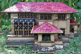 frank lloyd wright architectural style with nice toy house design