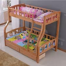 Beech Bunk Beds Beech Bunk Bed Bunk Bed Children S Picture Storage Cabinet