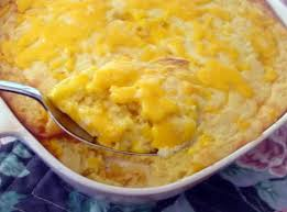 blue ribbon corn casserole recipe