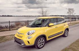 cube cars interior fiat 500l the rich inner life of a gutless clown car wsj