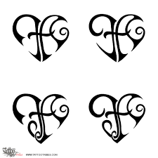 tattoo of f a heart union tattoo custom tattoo designs on