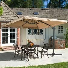 Ebay Patio Umbrellas by Outdoor U0026 Garden Adela Outdoor Cantilever Patio Umbrella And Base