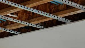 Basement Ceiling Insulation Sound by Soundproofing A Basement Suite The Chronicle Herald