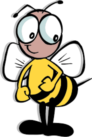 bee clipart 5 animated bee clip art clipartcow 2 cliparting com