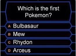 Arceus Meme - which is the first pokemon pokémon amino