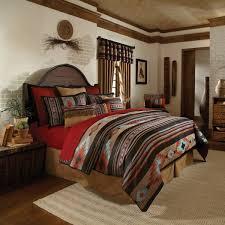 Tribal Pattern Comforter Veratex Santa Fe 4 Piece Comforter Set Bed Sets Santa Fe And Aztec