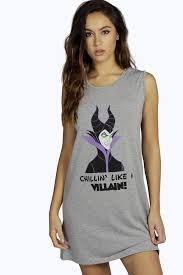 chillin u0027 like a villain nightdress cheap disney gifts for adults