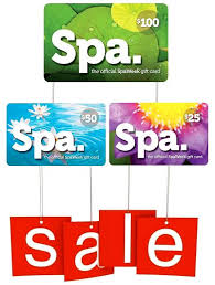 gift card for sale give the gift of relaxation spa week sale stylemom