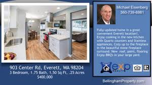 what is 1 75 bath updated 3 bedroom 1 75 bath south everett home for sale youtube