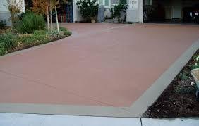 Ideas For Concrete Patio Outdoor Concrete Patio Paint Ideas U2013 Outdoor Design
