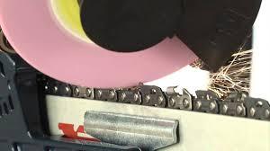 roughneck bar mount chain saw sharpener youtube