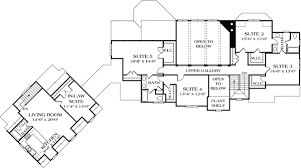 guest house floor plans luxury with separate guest house 17526lv architectural designs