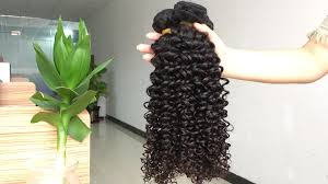 Sticker Hair Extensions by Different Types Of Virgin Brazilian Deep Curly Human Hair