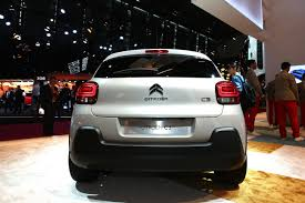 new citroen c3 our picks from the paris motor show