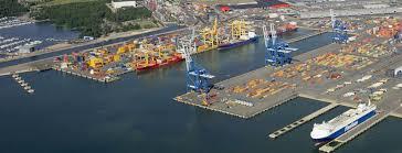 vuosaari harbour port of helsinki