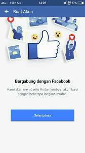 kesulitan membuat akun facebook cara membuat akun facebook lewat handphone jalur pandai