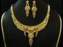 beautiful necklace gold images Most beautiful gold necklace designs by mukeshgs wmv jpg