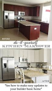 How To Do Kitchen Cabinets Yourself Kitchen Makeover U2013reveal 11 Magnolia Lane