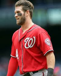 baseball hair styles awesome 20 awesome bryce harper s haircuts legendary inspiration