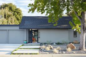 Eichler Style Home Renovation Of An Eichler Home In Sunnyvale Decor10 Blog