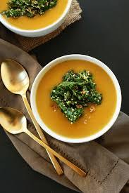 simple pumpkin soup minimalist baker recipes
