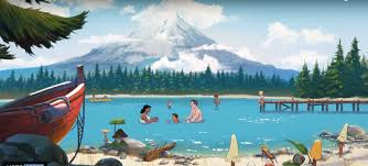 Oregon Travel And Tourism images The delightful new miyazaki inspired oregon tourism video campaign png