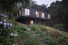 Concrete Block House Guna House Pezo Von Ellrichshausen Archdaily