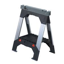 stanley folding work table shop work benches tool stands at lowes com
