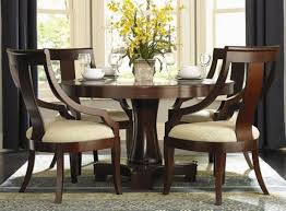 Chair Acacia Wood Dining Table Chairs Furniture Idea Wood Dining Round Wood Dining Table Style U2014 Rs Floral Design Round Wood