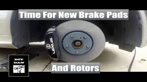 lexus is350 f sport brakes how to change the front brake pads and rotors on a lexus gs350