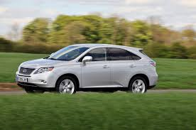 lexus rx 400h maint reqd lexus rx estate review 2009 2015 parkers