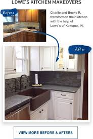 S Kitchen Makeover - lowe u0027s custom kitchen design u0026 remodel services