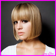 ladies bob hair style front and back nice different types of bob haircuts lives star pinterest