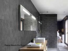 plaque murale pvc pour cuisine plaque murale pvc with lambris pvc le revªtement mural et plafond