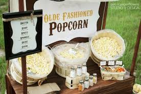 rustic wedding favors diy rustic wedding favor ideas with popcorn ipunya