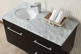 41 Inch Bathroom Vanity by Ana 41 Inch Single Sink Modern Vanity Set