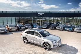 bentley bentayga trunk bentley bentayga is released to the public by car magazine