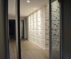 Decorative Glass Wall Panels Squares Design Decorative 3d Wall Panels By Walldecor3d