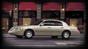 1999 lincoln town car pictures history value research news