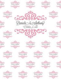 wedding backdrop name design custom personalized party event backdrops banners table cloths