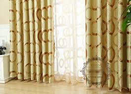 Gold Thermal Curtains Color Bubble Printing Thermal And Blackout Best Home Fashion Curtains