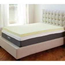 4 inch hybrid memory spring mattress topper by comfort revolution