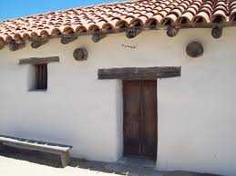 wood lintels on adobe house natural building blog