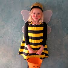 bumblebee bumble bee halloween costume dress baby costume