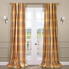 Designer Drapes Plaid Curtains Designer Curtains Half Price Drapes