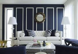 Blue Living Room Color Schemes Home Design Ideas - Best color combinations for living rooms