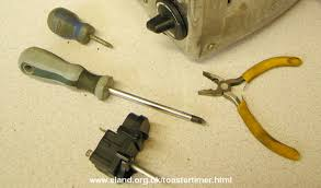 Burco Toaster Spares Dualit Toaster Timer Replacement How To With Pictures