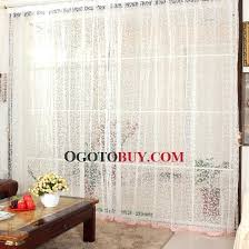 Patterned Blackout Curtains White Patterned Curtains Loading Zoom Modern Style White