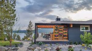 Outdoor Entertainment - how to design the perfect outdoor entertainment space wood naturally